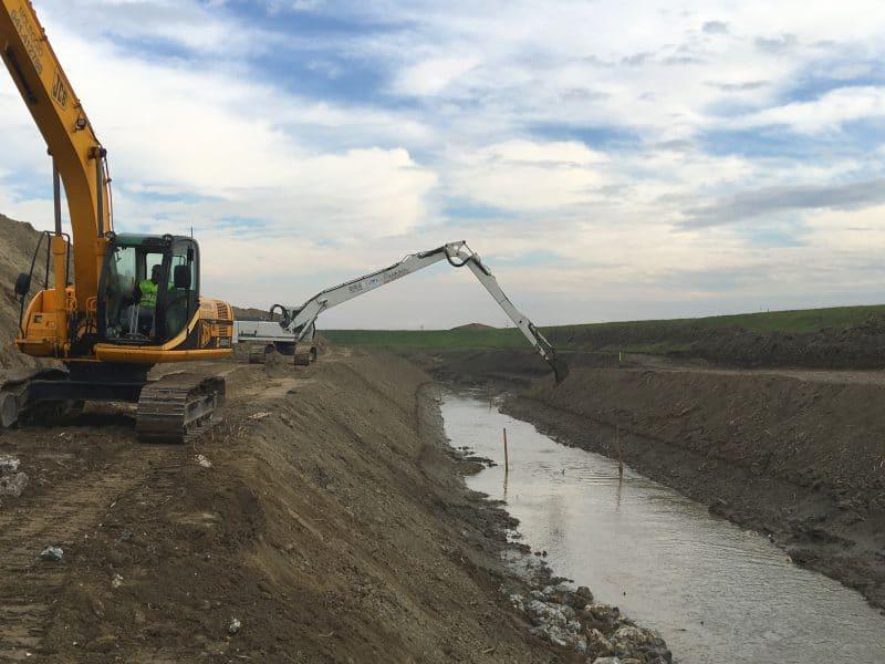 Opere fluviali e difese spondali